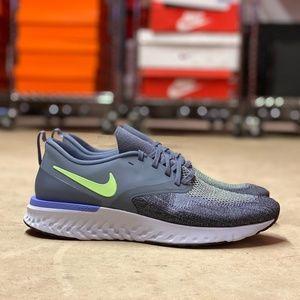 Nike Odyssey React 2 Flyknit Mens Runners NEW Mult